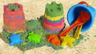 renkli ay kumu yapımı   rainbow renkli ay kumu oyunu   nasıl yapılır   evciliktv