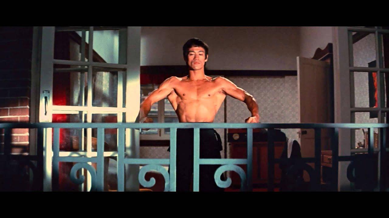 10 sokkoló tény Bruce Lee-ről Bruce lee a látását