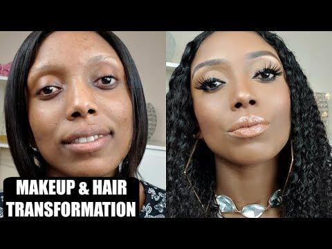 easy-no-makeup-everyday-makeup-tutorial-for-beginners-|-sunber-hair