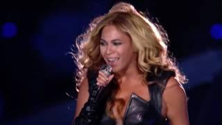 Beyoncé   Super Bowl halo