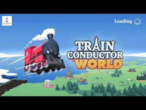 Train Conductor World ( Android / iOS ) Gameplay HD