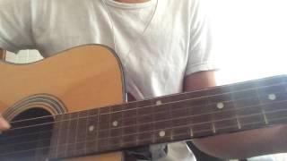 Chiều hôm ấy guitar - jaykii ( guitar cover)