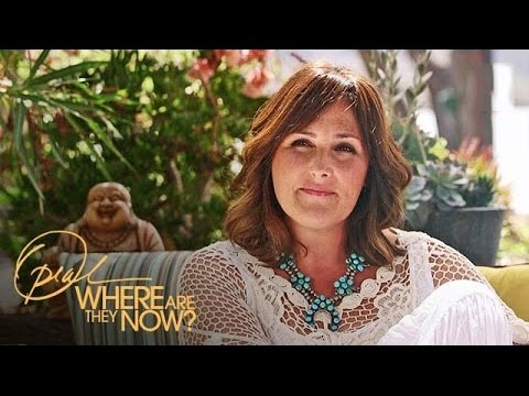 Ricki Lake Shares Lifelong Affects of Childhood Sexual Abuse  Where Are They Now  OWN
