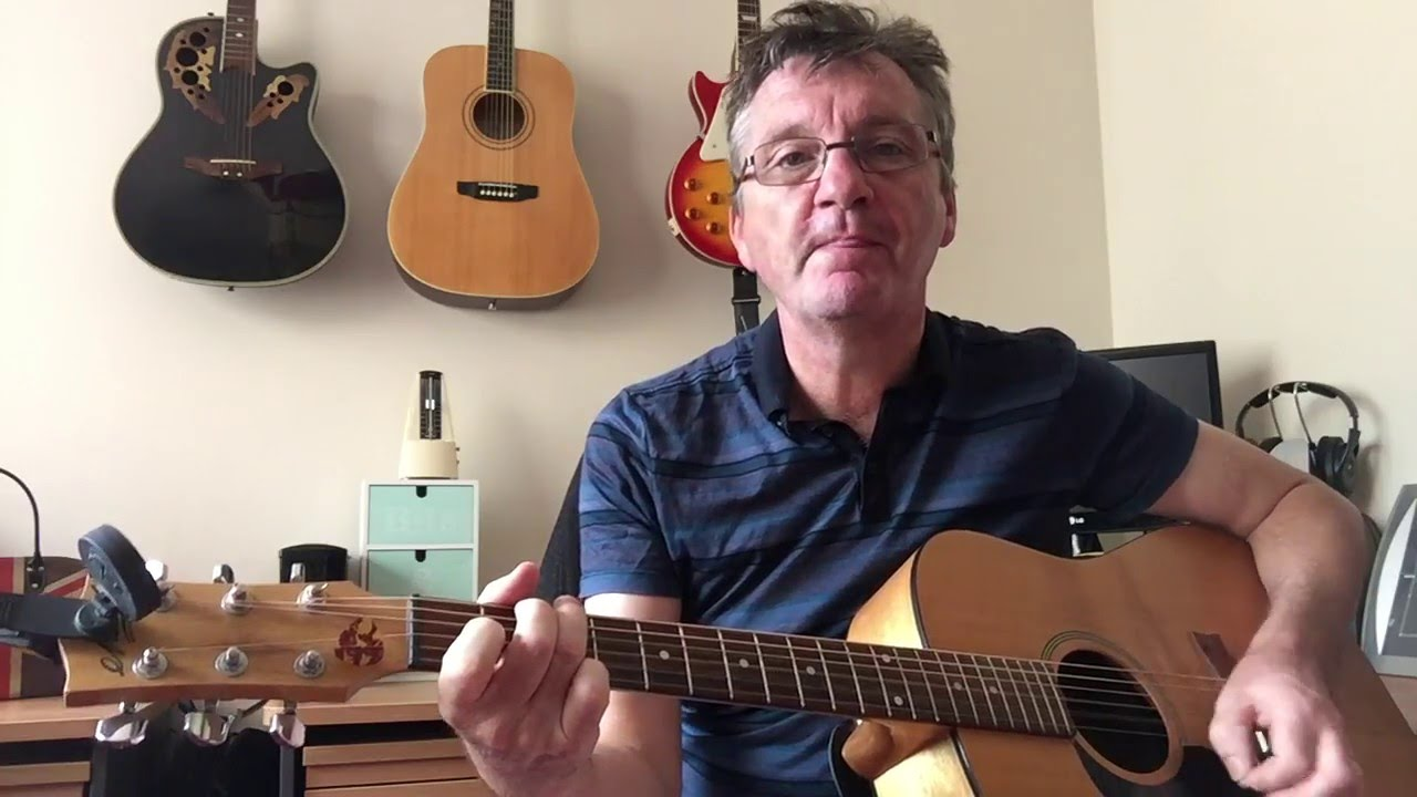 Baker Street By Gerry Rafferty Guitar Lesson And Chords Youtube