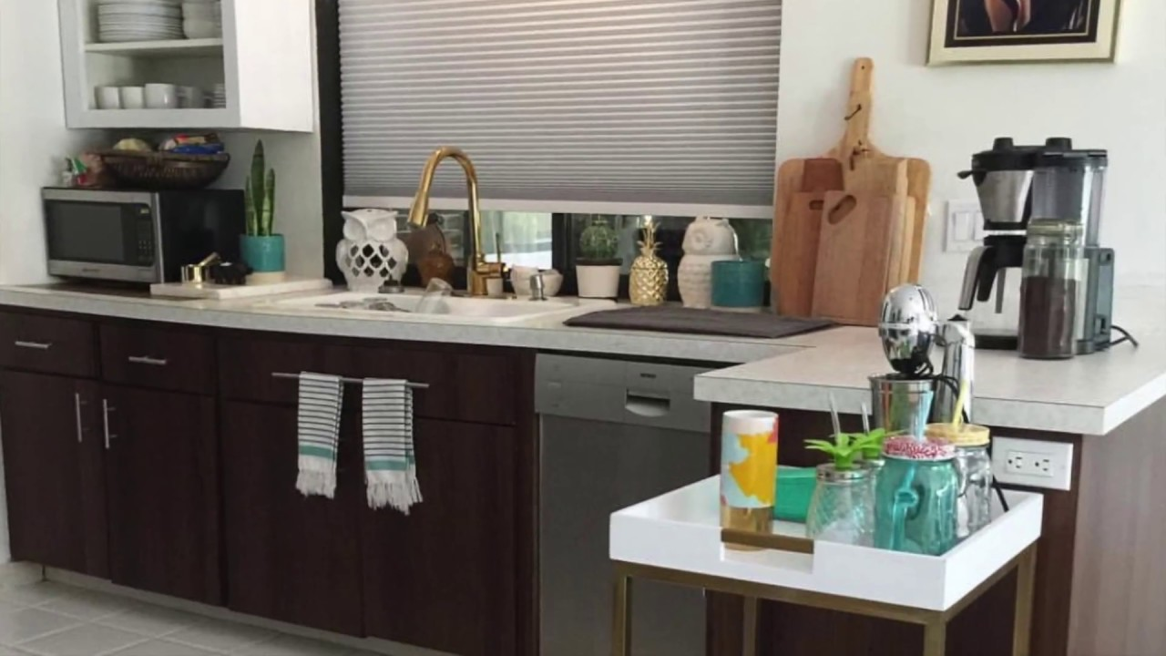 Superieur KITCHEN CABINET TRANSFORMATION | CONTACT PAPER MAKEOVER