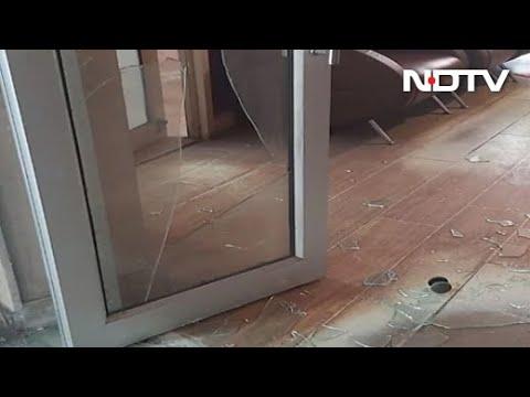 """Download AAP's Raghav Chadha Alleges Office Vandalised: """"Delhi BJP Chief Led Mob"""""""