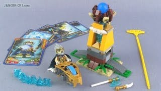 LEGO Chima Speedorz 70108 Royal Roost set Review!