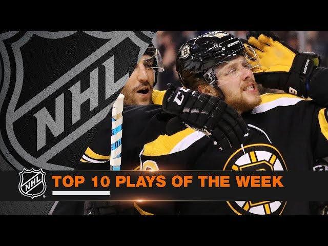 Top 10 Plays of the Week: Playoffs Week 1