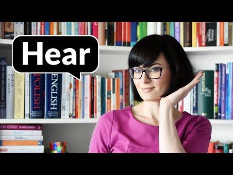 Hear, here, hair, her | Po Cudzemu #83