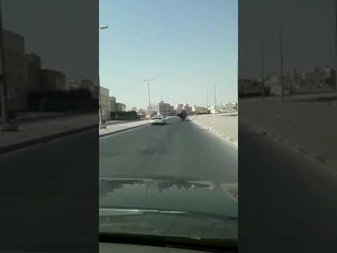 Kuwait car racing