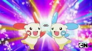 Repeat youtube video Minun and Plusle AMV ~ Dynamite