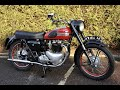 1956 Ariel Huntmaster 650cc Twin Classic British Motorcycle for Sale