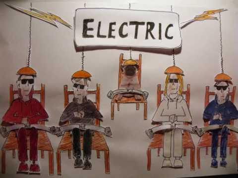 Damn Vandals - Electric Chair