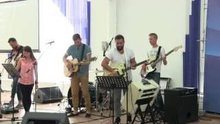 Заключительное прославление с собрания  31 июля 2016  Церковь Алмаз