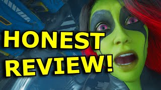 My Brutally Honest REVIEW of Guardians of the Galaxy Game!