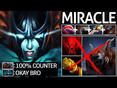 Miracle- [Phantom Assassin] Epic Divine Rapier Build VS Ursa