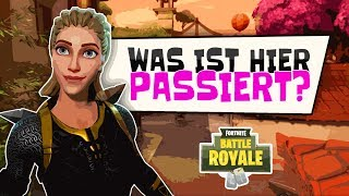 What happened here? 🏆 Fortnite Battle Royale