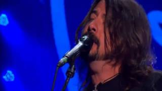 Foo Fighters - Times Like These (Live At Global Citizen 2012)