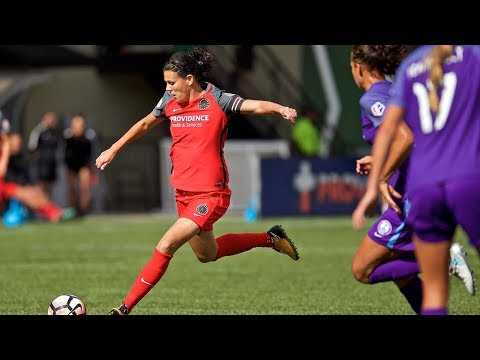 Christine Sinclair | All of her team-leading career 31 goals for Thorns FC