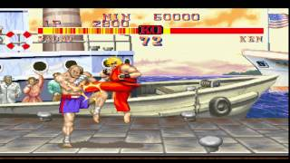 STREET FIGHTER COLLECTION 2: PSX