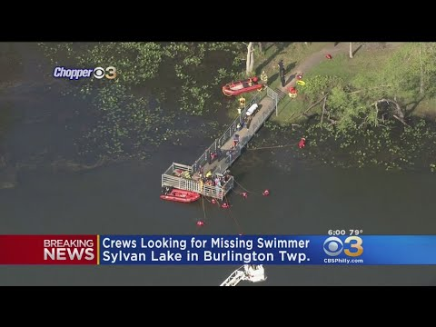 Officials: Search Underway For Missing Child In Burlington County Lake