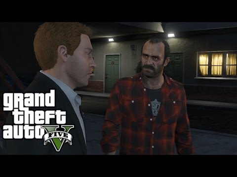GTA 5 Walkthrough Part 22. Legal Trouble. Surreal Estate. Breach of Contract. Uncalculated Risk.