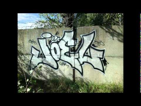 joel graffiti