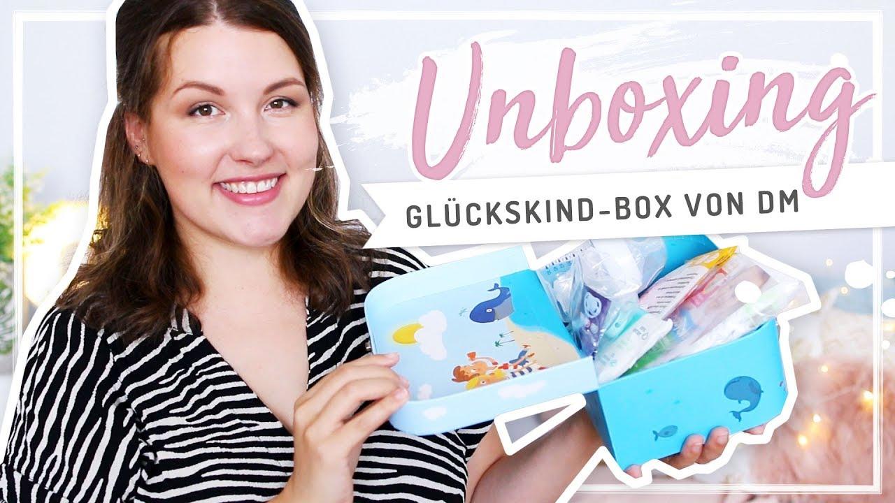 Unboxing Das Ist In Der Gluckskind Box Von Dm 2019 Drin Youtube