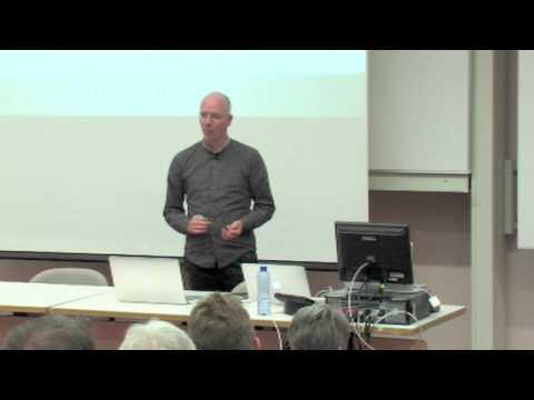 Merien ten Houten (Secoin) tijdens Online Startups Event op Nyenrode Business Universiteit