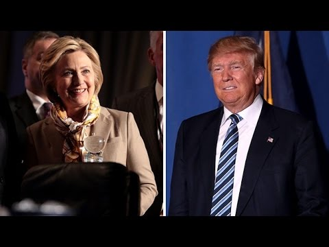 Trump is catching Hillary in new National polls