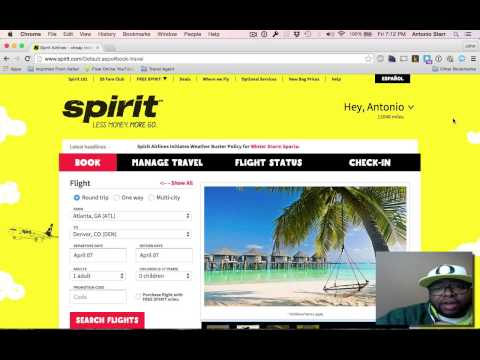 How I Hack Spirit Airlines to Get Even Cheaper Airfare