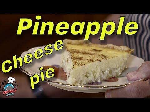 Pineapple Cheese Pie || Nana's Cookery