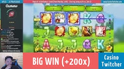 Easter Eggs - BIG WIN - Bet size: €1.00