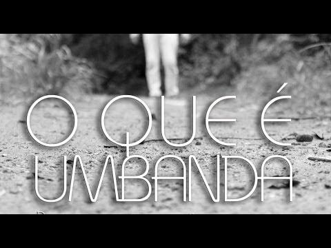 Documentário sobre o que é a religião de Umbanda.