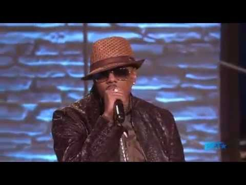 Donell Jones - Where I Wanna Be (Live on The Mo'Nique Show)