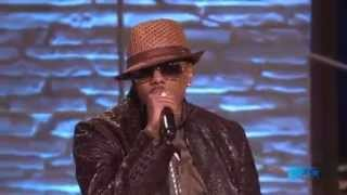 Donell Jones - Where I Wanna Be (Live on The Mo Nique Show)