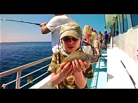 How To Do Party Boat Fishing, Florida Keys