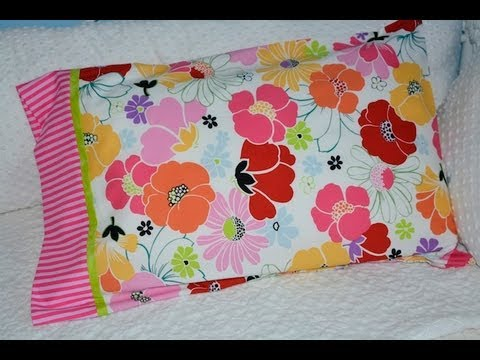 Four Seam Pillow Case
