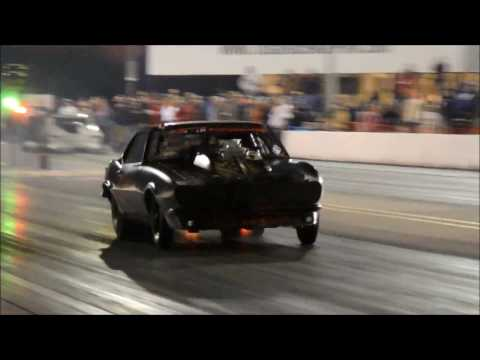Street Outlaws Reaper vs Silver Unit at Redemption 6.0