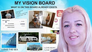 Start Manifesting by Creating Your Own Vision Board (tutorial)