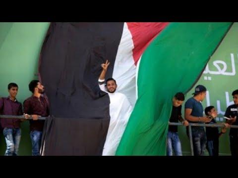 الفصائل الفلسطينية تتفق على تنظيم انتخابات عامة في نهاية 2018  - 12:22-2017 / 11 / 23