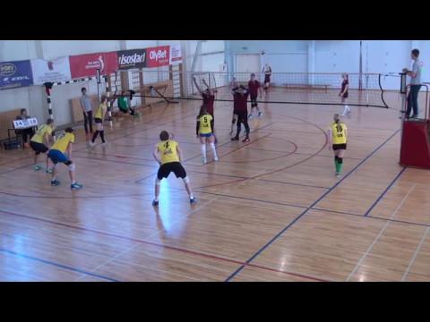 VECĀĶI : LLU MIX 30.04.2017 EVL Rīga MIX līgas spēle