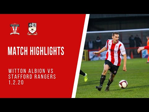 Witton Stafford Goals And Highlights