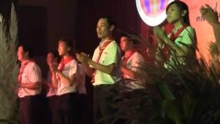 Đường Thập Giá, Đường Hy Vọng - Ngành Chiên Con 2011 - 2012