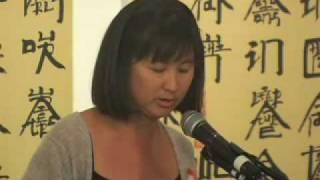 Artist/Designer Maya Lin speaks at MOCA