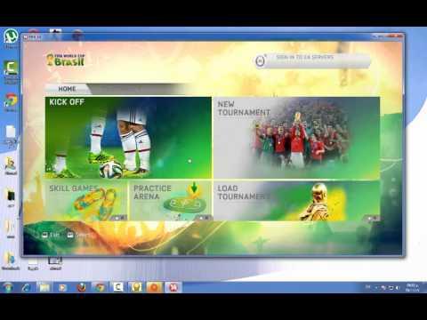 تحميل لعبة كاس العالم 2014 للكمبيوتر