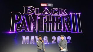 MAJOR PHASE 5 REVEAL AND NEW MCU CHARACTER at D23 Event