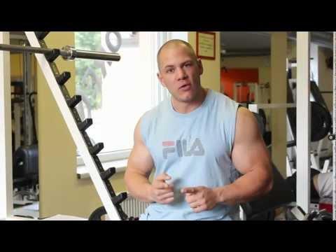 Fitmagazin.sk Ako nabrať svaly 8. diel Chrbát