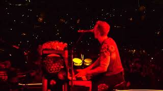 clocksmidnight coldplay live hd rose bowl 2017