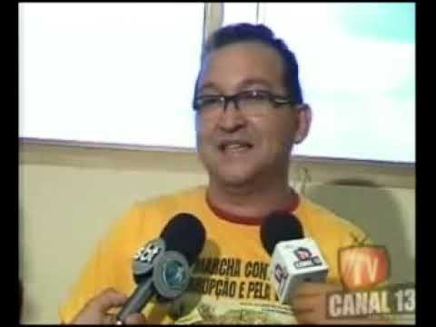 TV Internet Canal 13 Prestação de Contas Iregulares Data 09 12 08